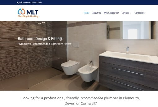 Recent Work MLT Website